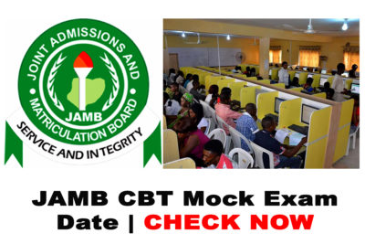 JAMB CBT Mock Examination Commencement Date for 2021 UTME Candidates | CHECK NOW