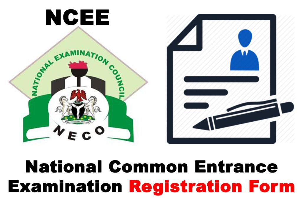 NCEE Registration Form