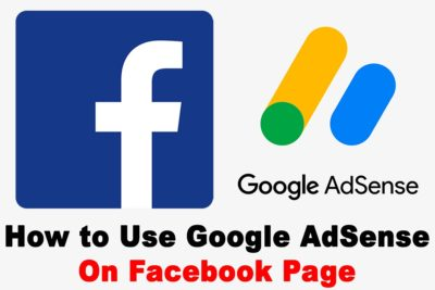 How to Use Google AdSense On Facebook Page