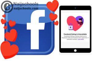 Facebook Dating not on iPad - Facebook Dating iPad   Facebook Dating App