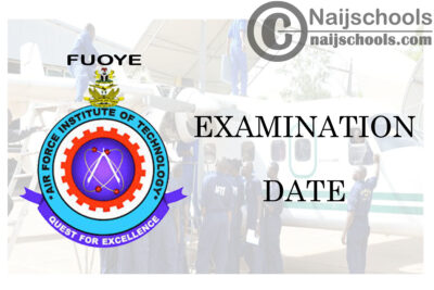 Air Force Institute of Technology (AFIT) Postgraduate Entrance Examination Date 2020/2021 | CHECK NOW