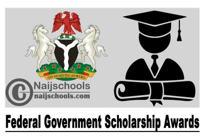 Federal Government Scholarship Awards 2020/2021 for Students in Nigerian Tertiary Institutions | APPLY NOW
