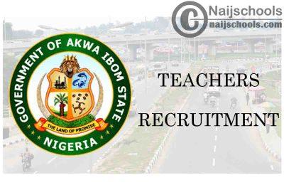 Akwa Ibom State Secondary Education Board Teachers Recruitment | APPLY NOW