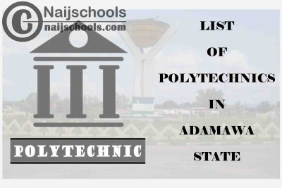 Full List of Accredited Federal & State Polytechnics in Adamawa State Nigeria
