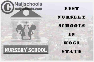 11 of the Best Nursery Schools in kogi State Nigeria | No. 1's the Best