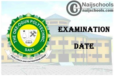 The Oke-Ogun Polytechnic Saki (TOPS) 2019/2020 2nd Semester Examination Commencement Date | CHECK NOW