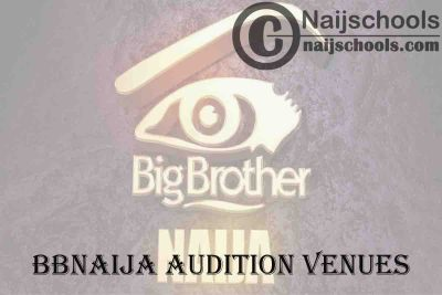 Big Brother Naija (BBNaija) Season 6 2021 Audition Starting Date, Venues & Locations