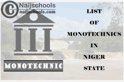 Full List of Accredited Monotechnics in Niger State Nigeria