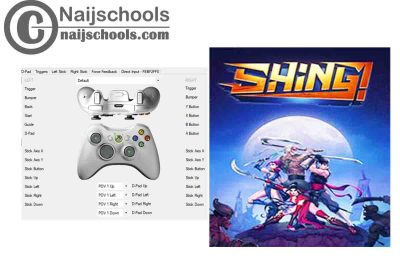 Shing X360ce Settings for Any PC Gamepad Controller | TESTED & WORKING