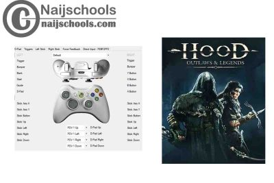 Hood: Outlaws & Legends X360ce Settings for Any PC Gamepad Controller | TESTED & WORKING