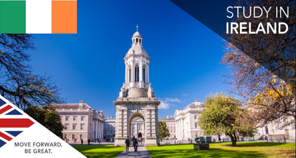 Ireland Fellows Programme for Africans to Study in Ireland 2021/22