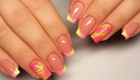 Дизайн ногтей весна – лето. 82 фото маникюра. -Фото ...