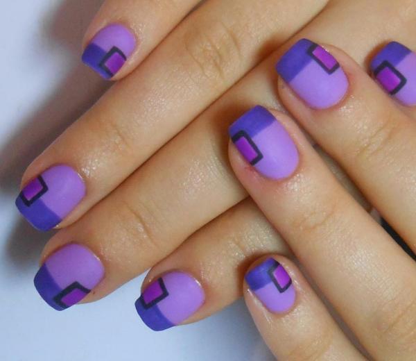 Фотодизайн ногтей гель-лаком, модный маникюр. - Фото ...