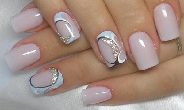 Фотодизайн ногтей гель-лаком, модный маникюр. -Фото ...
