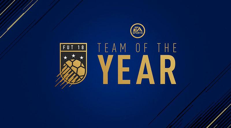 Команда года в FIFA 18