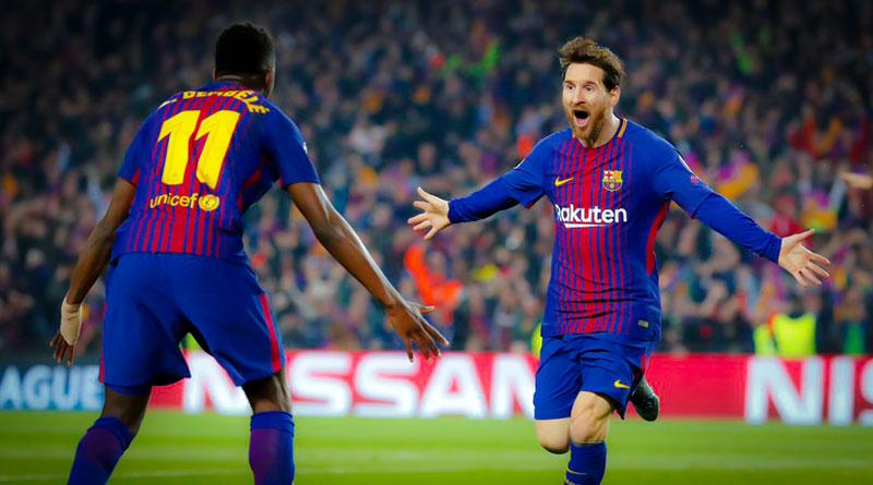 Барселона - Челси