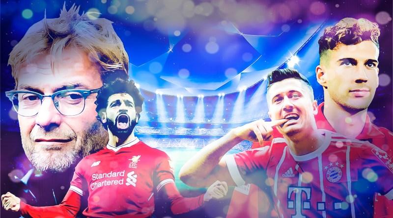 Ливерпуль - Бавария. Плей-офф Лиги чемпионов в FIFA 19