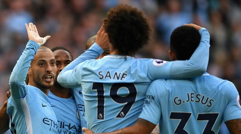 МанЮнайтед — Манчестер Сити 0:2. Битва за чемпионство АПЛ!