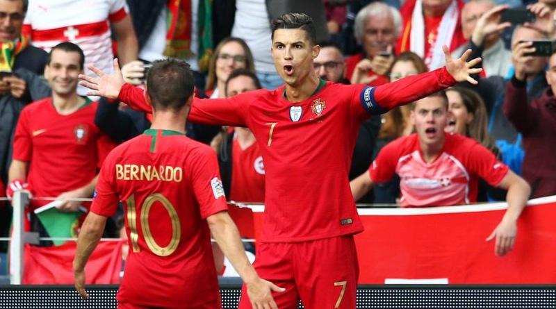 Португалия — Швейцария 3:1. Обзор полуфинала Лиги наций