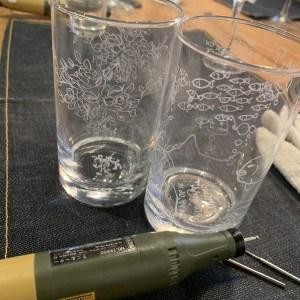 研修所   ガラス工芸   高品質で安いネイルサロンABCネイル 研修所