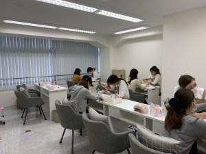 研修所 | 研修所リニューアル | 高品質で安いネイルサロンABCネイル 研修所