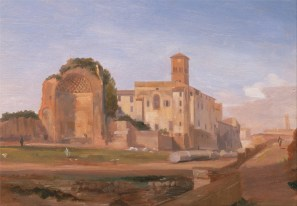 Lear -_Temple_of_Venus_and_Rome,_Rome_-_Google_Art_Project