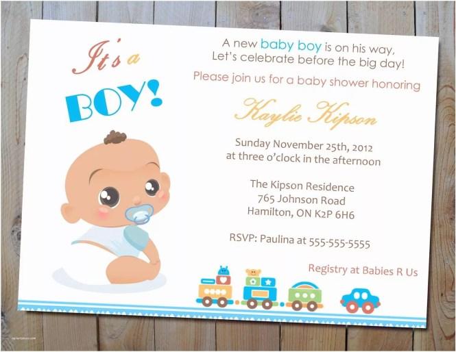 Baby Shower Invitation Wording Ideas