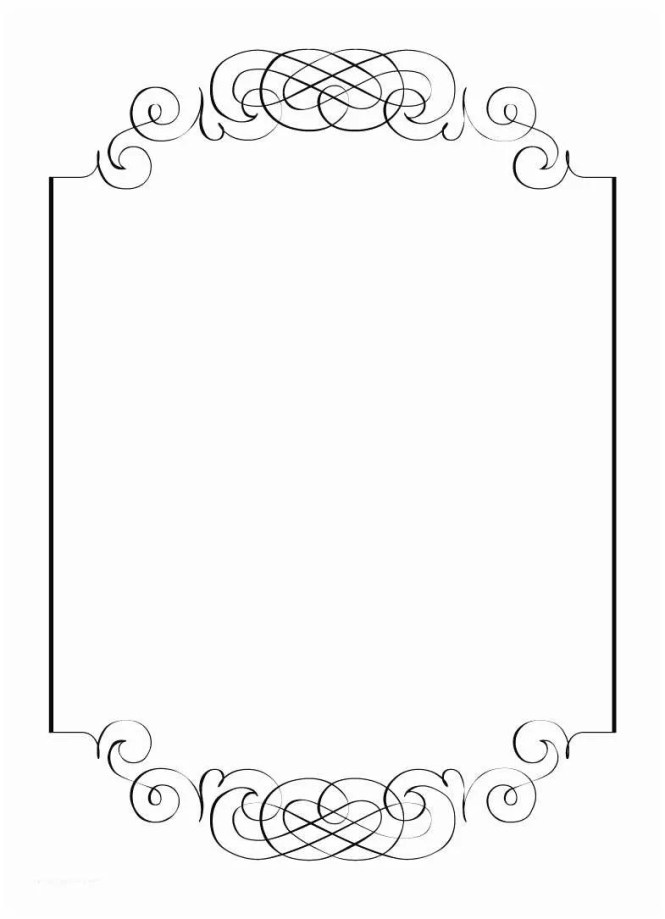 Wedding Invitation Templates Blank