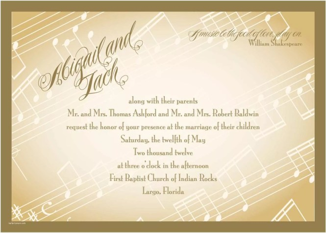 Invitation Sayings For Weddings Love