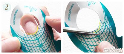 Image Led Do Acrylic Nails Step 11bullet2