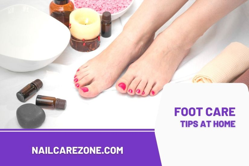 natural feet care