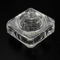 Dampendish Klein Glas (8532)
