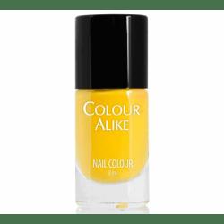 Color Alike Stamping Polish Sunshine 13