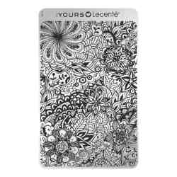 YOURS Stamping Plates Field of Flowers 8719324059602