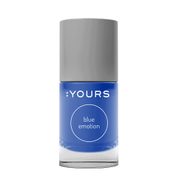 YOURS Stamping Polish Blue Emotion 8719925720079