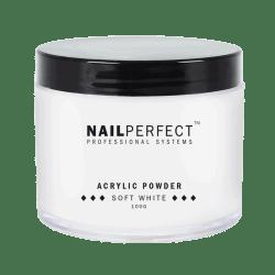 NailPerfect Acryl Poeder Soft White 100gr.(1299851011)
