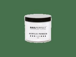 NailPerfect Acryl Poeder Clear 25gr.(1299851001)