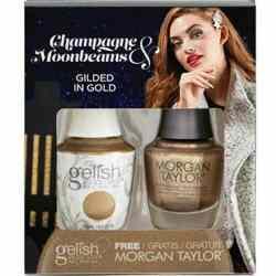 TOAK Gilded in Gold Champagne en Moonbeams