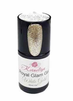 Korneliya Royal Glam Gel White Gold 12ml
