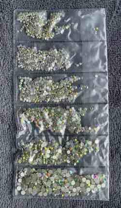Crystal Nail Stone 05