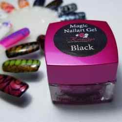 Korneliya Magic Nailart Gel Black 5ml