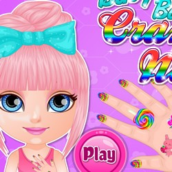 Barbie Nail Art Salon Games Emsilog
