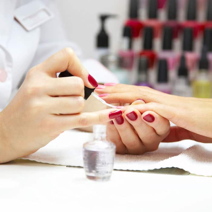 Being A Nail Technician