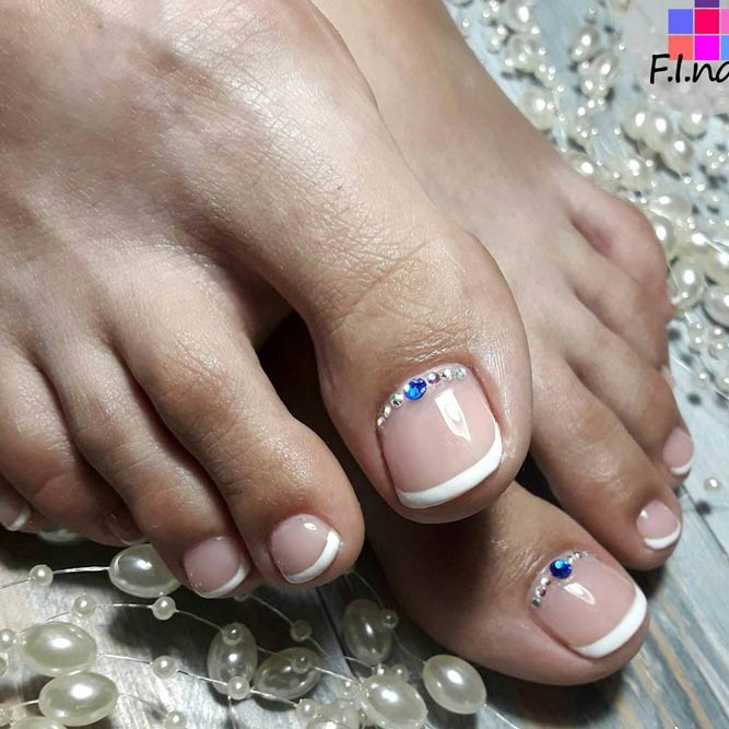 Cute Toe Nail Design Ideas For Beauties Picture 3