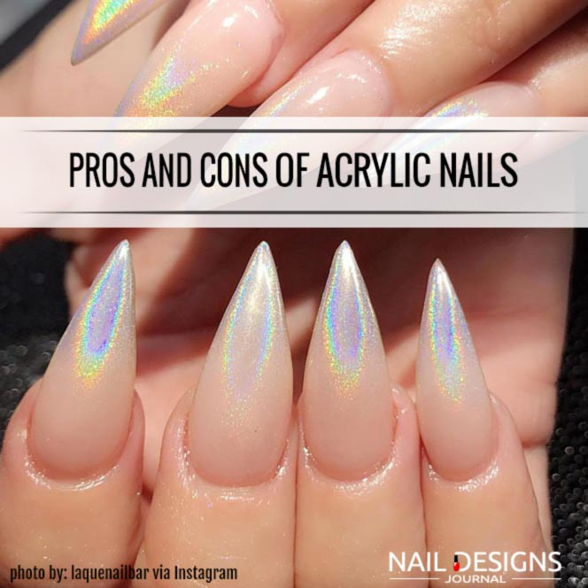 Why Trendy S Choose Acrylic Nails Trenst Nail Designs