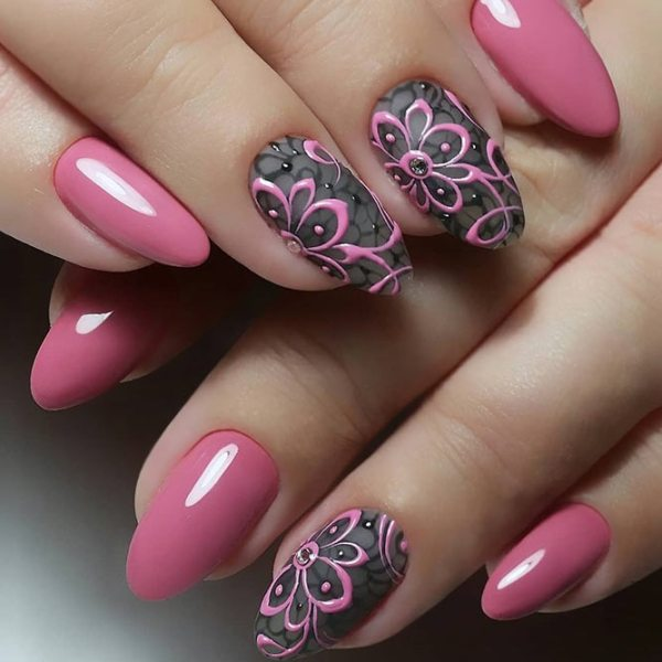 Intricate 3D Nail Art To Inspire You | NailDesignsJournal.com