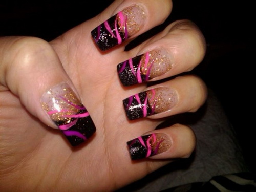 Easy Diy Nail Art Design Ideas Designs Picture