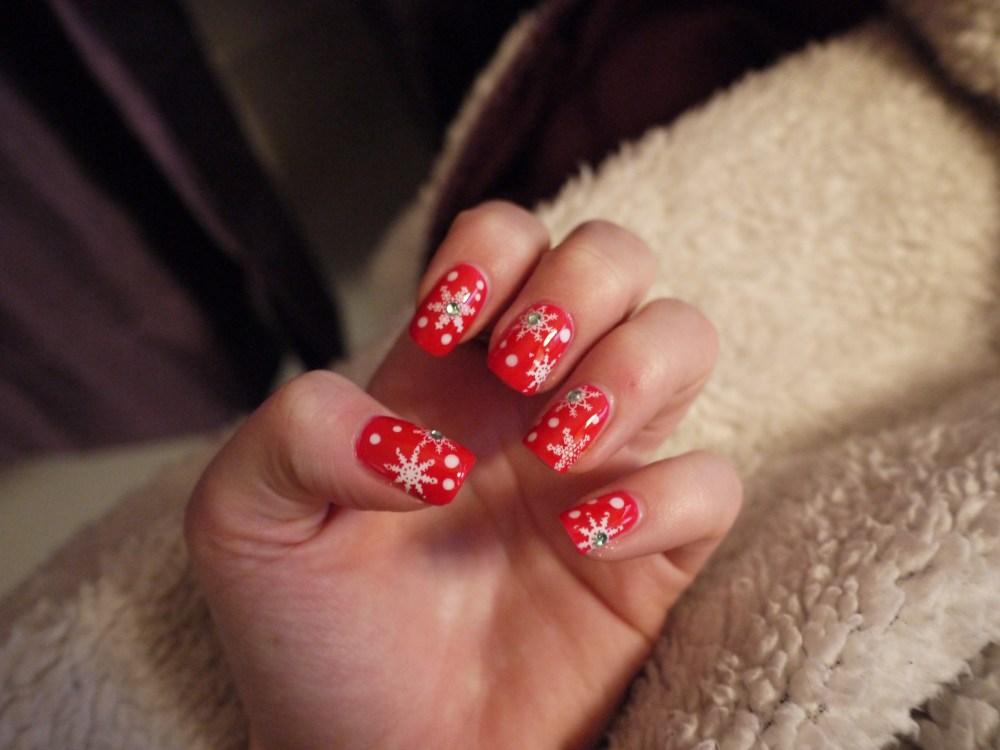 Winter design - Snowflake bling