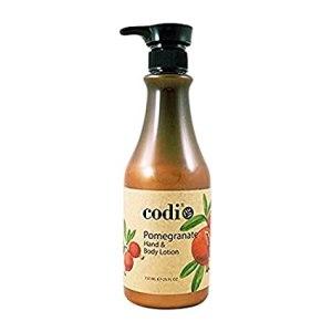 Codi Hand & Body Lotion, Pomegranate 750ml