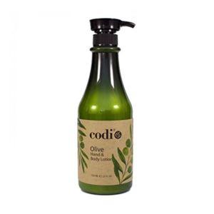 Codi Hand & Body Lotion, Olive 750ml